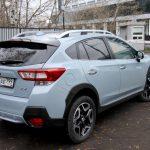 Кроссоверы Subaru отзывают в России из-за проблем с ремнями безопасности