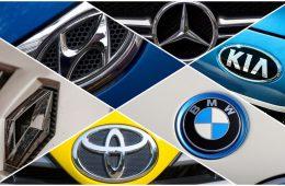 Автогиганты: Тойота круче всех, а потом — корейцы