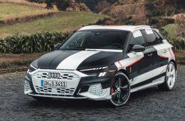 Новая Audi S3 окажется мощнее самой себя и конкурентов