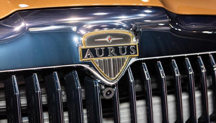 Названы сроки начала продаж электромотоцикла Aurus