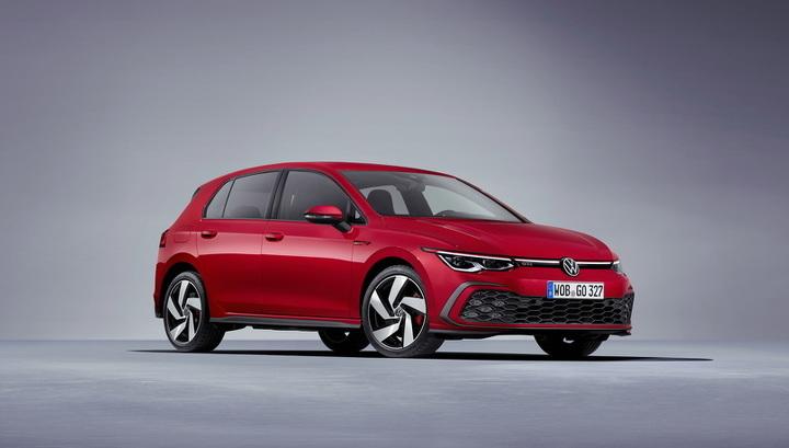 Восьмой Volkswagen Golf официально получил «горячую» версию