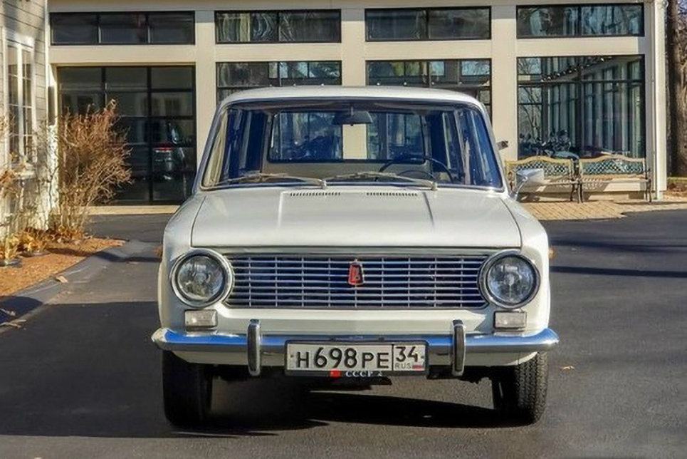 Американцы восхитились универсалом ВАЗ-2102