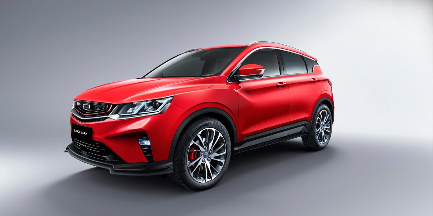Стали известны рублевые цены конкурента Hyundai Creta от Geely