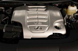 Toyota готовит новый двигатель V8