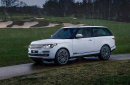 Очень крутой купе-внедорожник Range Rover: его все-таки начнут выпускать