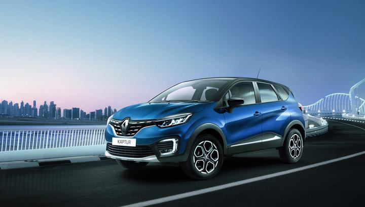 Renault сертифицировала для России обновленный Kaptur (но кое-чего лишила)