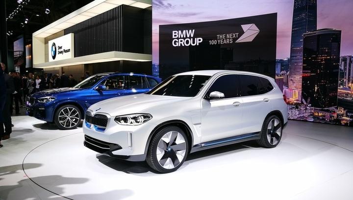 Внезапно: кроссоверы BMW X5 получат начинку от «Тойоты»