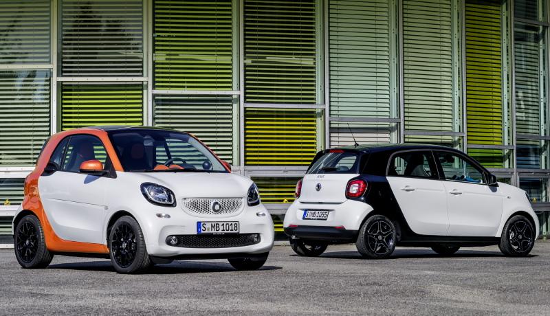 Автомобильная марка Smart ушла из России
