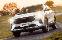 В рейтинге самых популярных китайских автомобилей в России сменился лидер