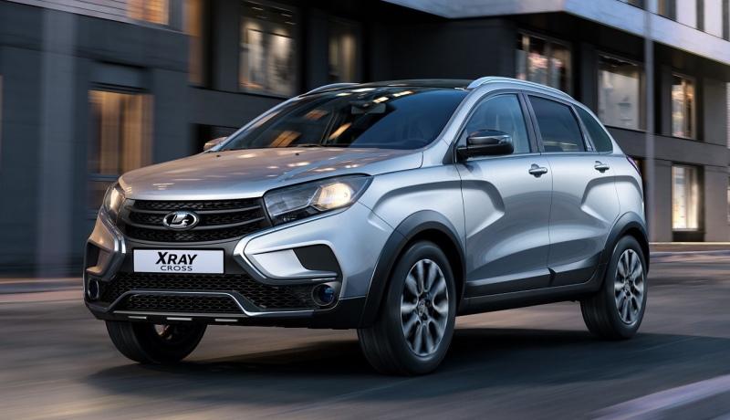 Теперь дороже миллиона: начались продажи новой версии «Лады XRAY»