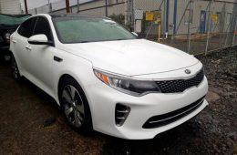 Выгодная покупка поддержанных авто Kia с аукционов США