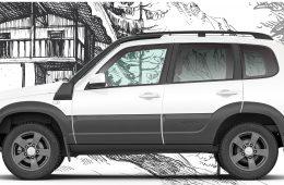 Chevrolet Niva – приобрести в режиме онлайн