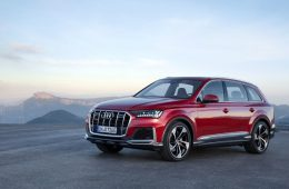 Раскрыты российские цены на обновленный Audi Q7