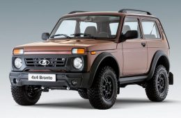 Стало известно, когда обновят самую крутую версию Lada 4×4