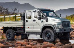 ГАЗ начал продажи новых версий грузовика «Садко Некст»