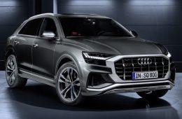 Самый дорогой кроссовер Audi начали продавать в России