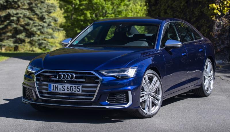Новые Audi S6 и Audi S7 Sportback вышли на российский рынок