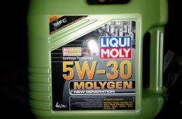 О моторном масле с молибденом