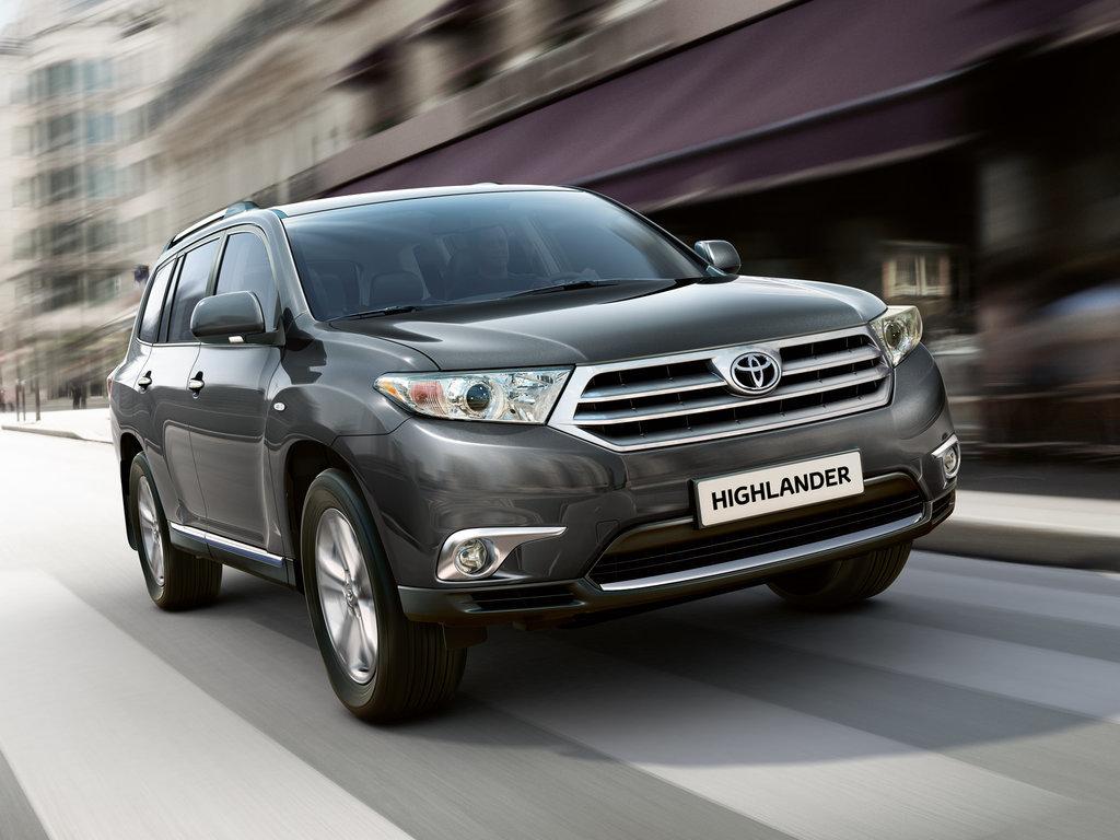 Стоит ли гоняться за подержанным Toyota Highlander за 1,5 млн рублей