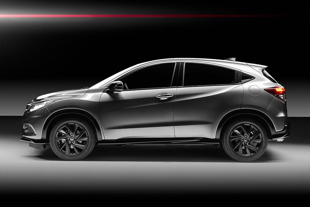 Самый маленький кроссовер Honda назовут ZR-V