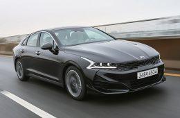 Новая Kia Optima не приедет в Европу из-за «немцев»