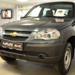Внедорожники Chevrolet Niva вновь подорожали