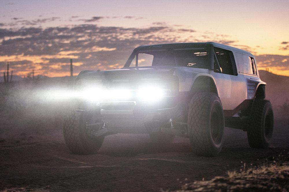 Ford определился с датой премьеры внедорожника Bronco