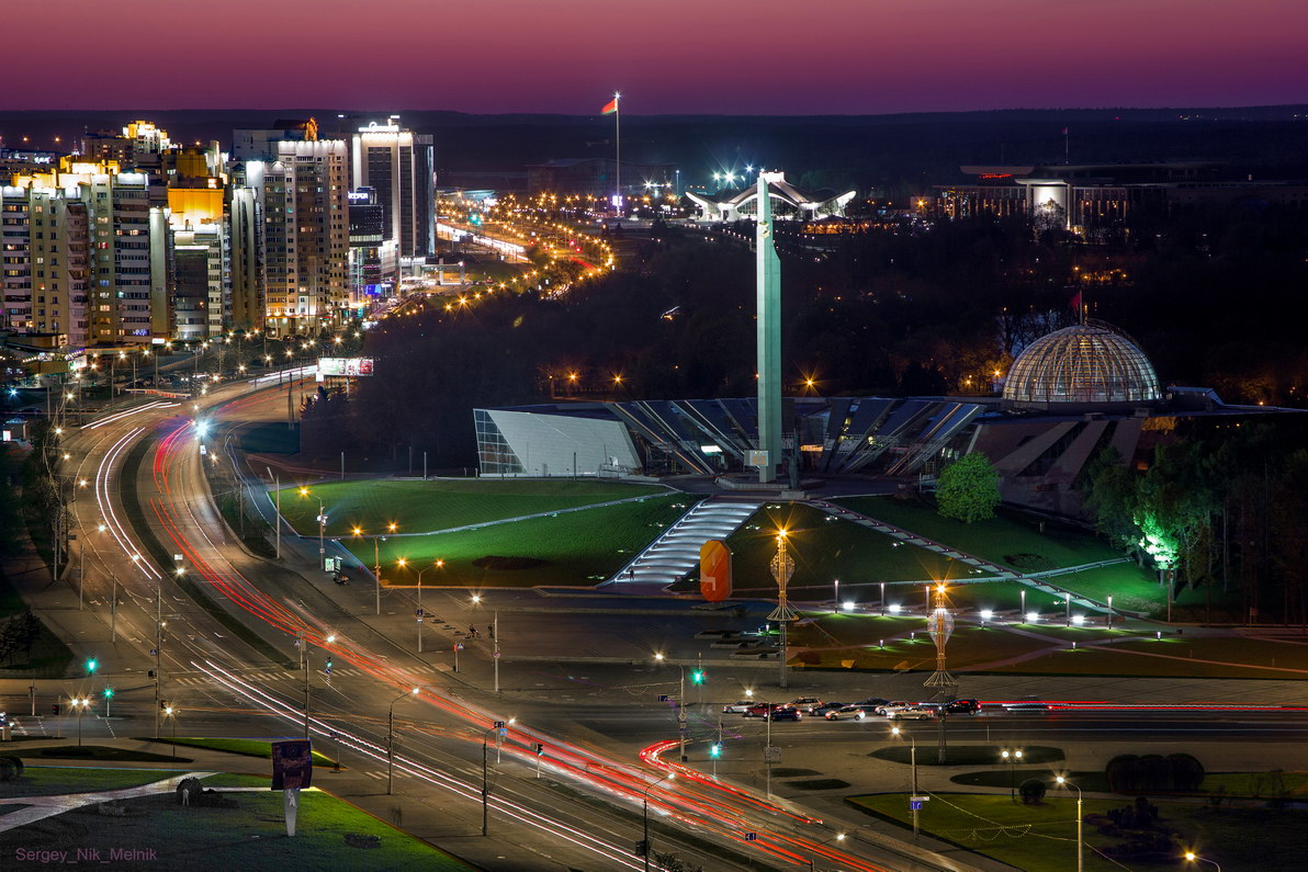 Минск. Достопримечательности столицы государства в самом центре Европы