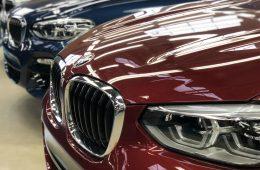 В Калининграде приостановят сборку автомобилей BMW