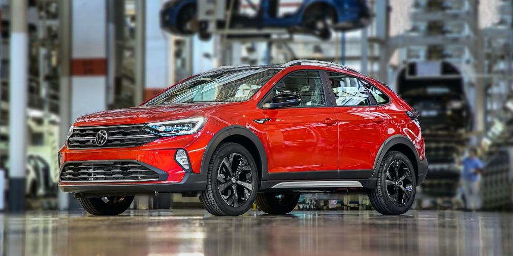 Volkswagen начал серийное производство нового кросс-купе на базе Polo