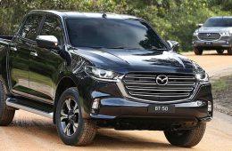 Mazda представила пикап BT-50 нового поколения