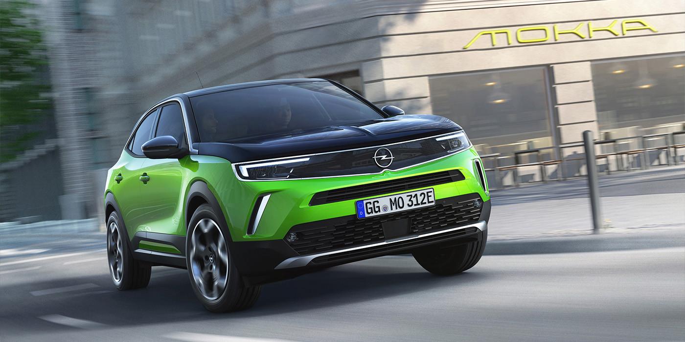 Opel Mokka сменил поколение и получил электрическую версию