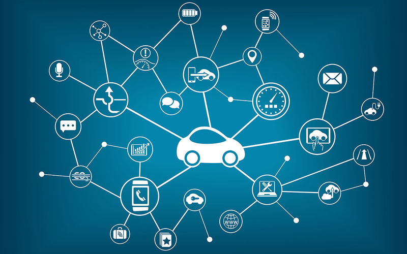 Toyota привезет две модели с функцией connected cars
