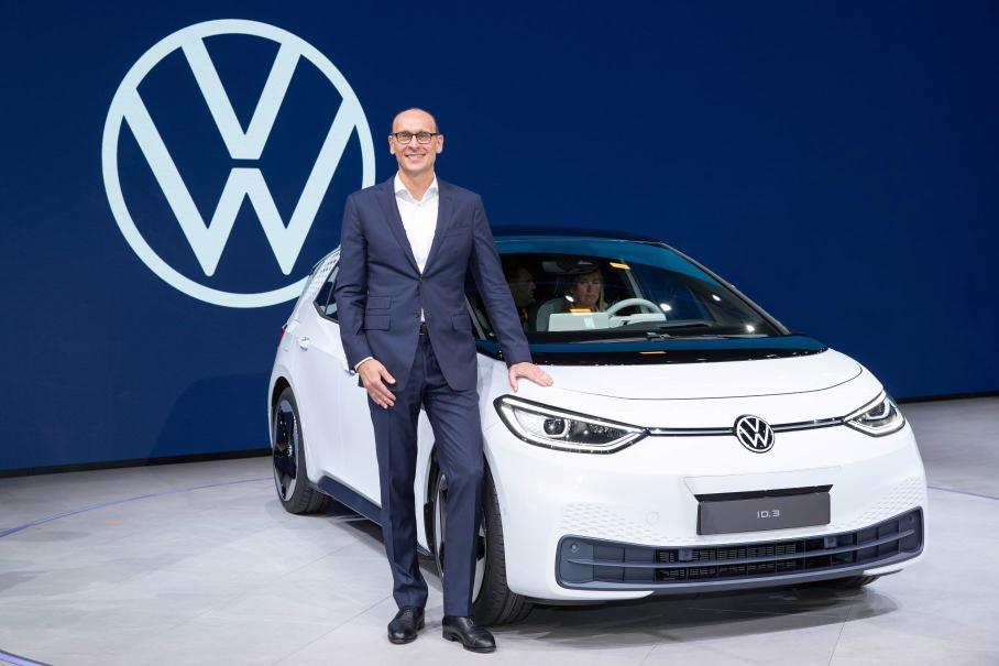 Выбран новый руководитель бренда Volkswagen
