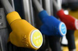 Биржевая цена бензина Аи-95 обновила рекорд