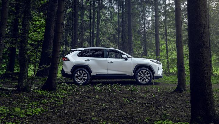 Range Rover в нескольких спецверсиях появится в России