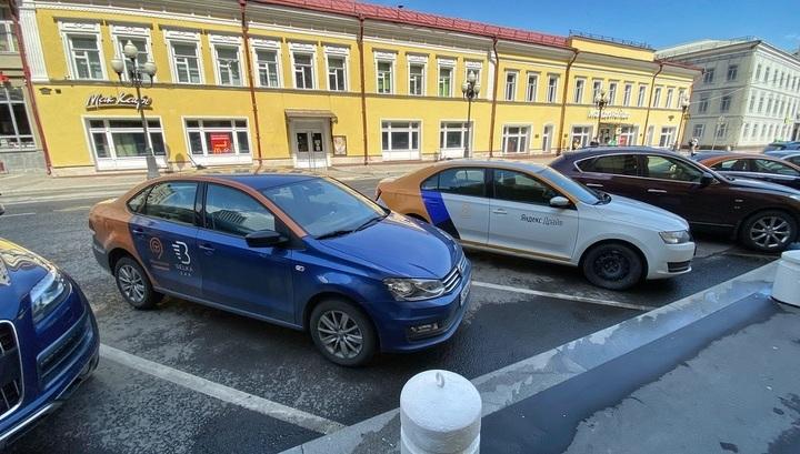 В Москве полностью возобновит работу каршеринг