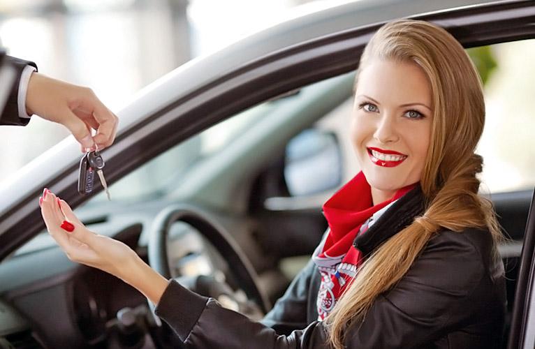 Ошибки женщин при покупке авто