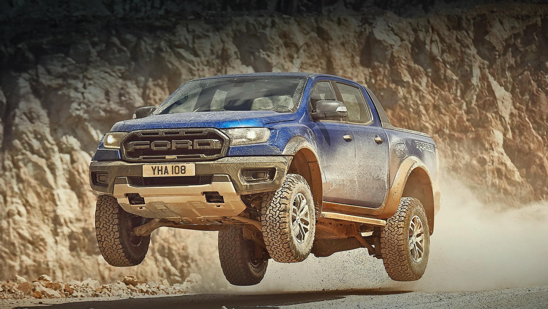 Новый Ford Ranger Raptor откажется от дизеля ради Америки