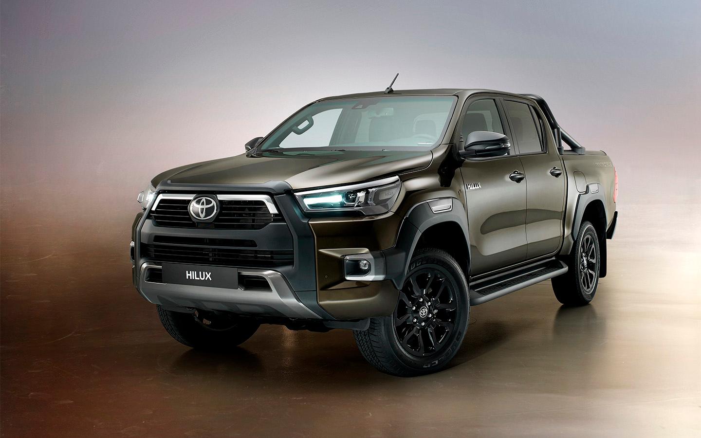 Toyota сертифицировала две новинки для России