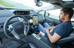 Такси без водителя выпустят на российские дороги в 2024 году