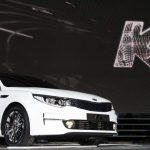 KIA объявила российские цены на новый седан K5