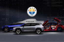 Компания Fisker выпустит три новых электрокара