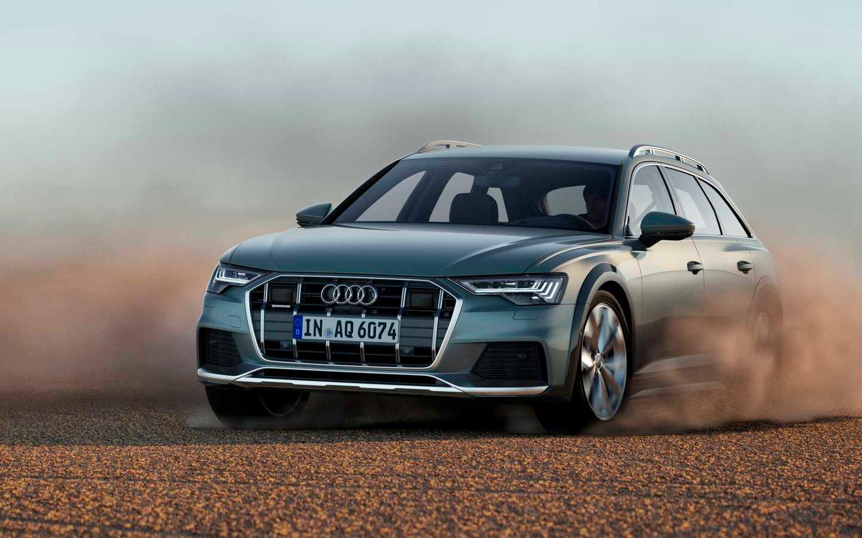 Audi привезла в Россию новый вседорожник A6 Allroad
