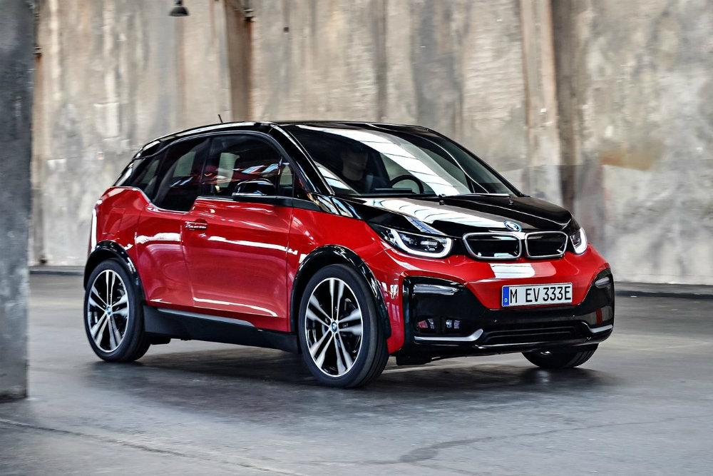 Электромобиль BMW i3s забраковала полиция