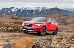 Subaru рассказала о новинках для российского рынка