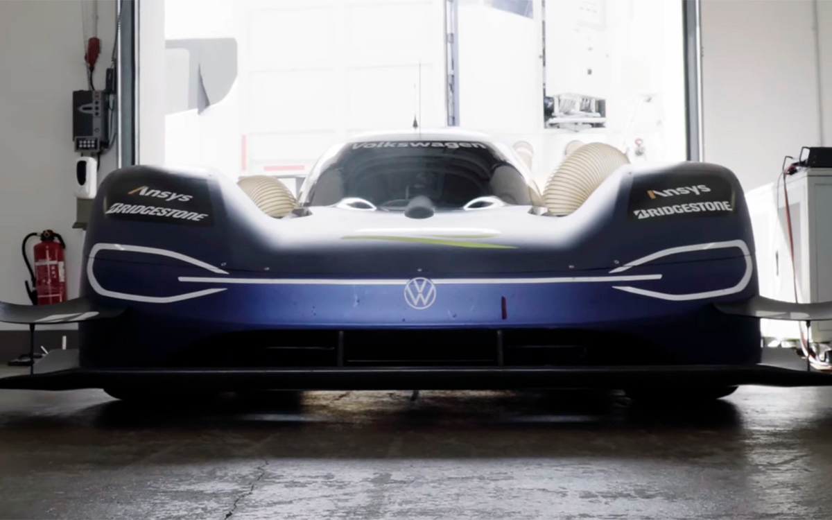 Электрический Volkswagen установил пятый рекорд скорости