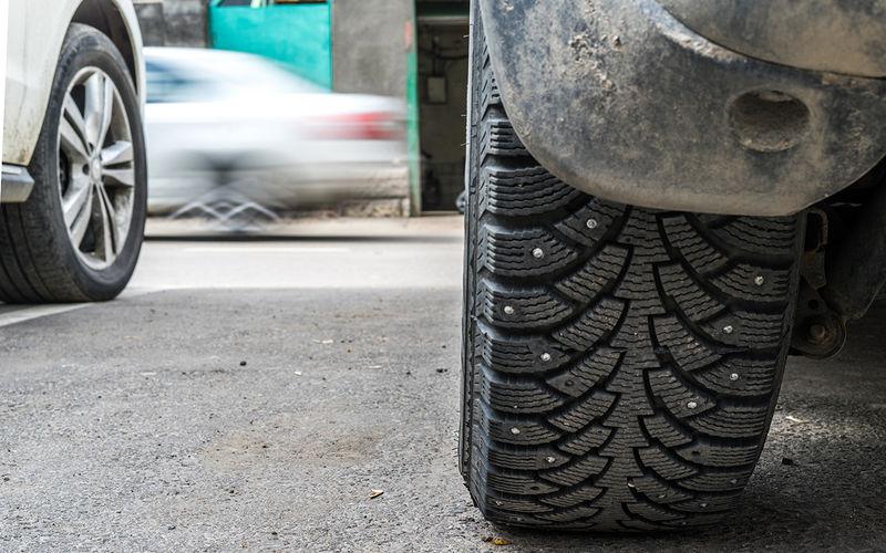 Новые штрафы: за шины не по сезону — это правильно!