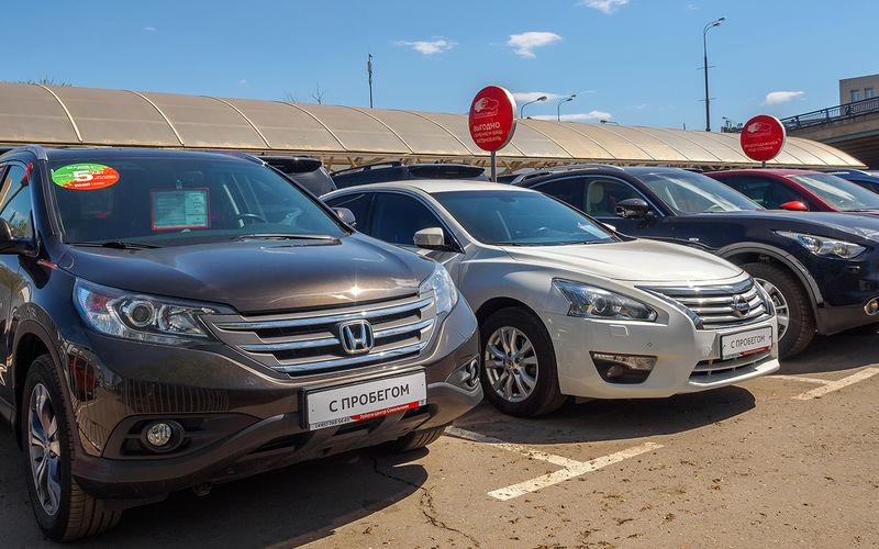 Популярные авто на вторичке подорожали на 10,7%