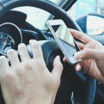 Как смартфоны влияют на реакцию водителей за рулем